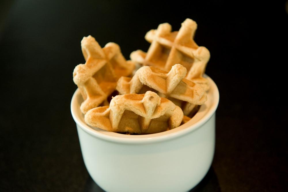 Gaufres   Wafels voor wafelverkoop, wafelactie of wafelslag ...
